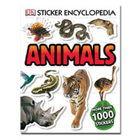 Sticker Encyclopedia - Animals