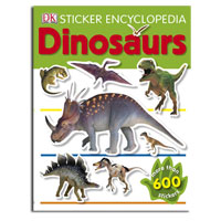 Sticker Encyclopedia - Dinosaurs