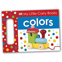 My Little Carry Books - Colors