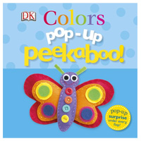 Pop-Up Peekaboo! Colors