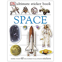 Ultimate Sticker Book - Space