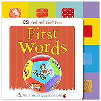 Feel and Find Fun - First Words