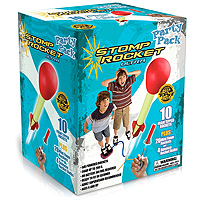 Ultra Stomp Rocket Combo Pack