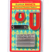 Alnico Magnet Science Kit