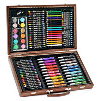Art 101 110 piece Wood Art Set