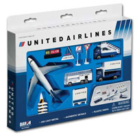 United Airlines Play Set