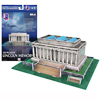 Lincoln Memorial 3D Puzzle