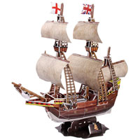 Mayflower 3D Puzzle