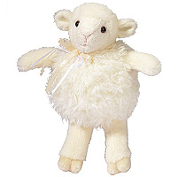 Skippy Puff Cream Lamb