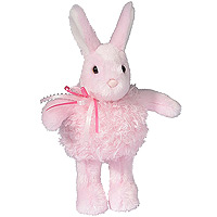 Dolly Puff Pink Bunny