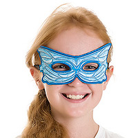 Blue Fairy Mask