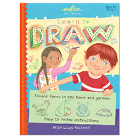 Learn to Draw Simple Forms in the Home & Garden with Lizzy Rockwell