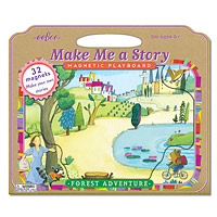 Make Me A Story Magnetic Playboard - Forest Adventure