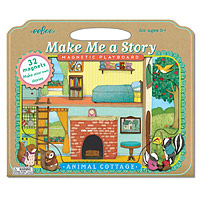 Make Me A Story Magnetic Playboard - Animal Cottage