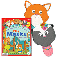 Play Mask - Animal Village