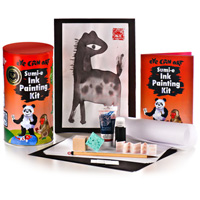 Sumi-e Ink Painting Kit