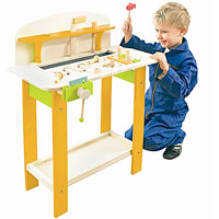 Master Carpenter Workbench