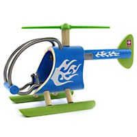 Hape Vehicle - E-copter