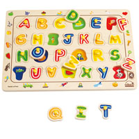 Educo ABC Matching Puzzle