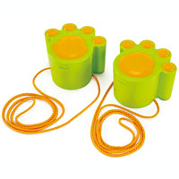 Educo Cat Steps Sand Toys - Green
