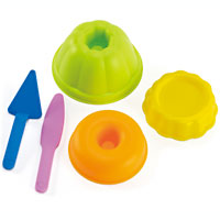 Educo Bakers Delight Sand Toys