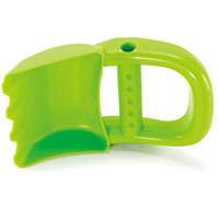 Educo Hand Digger Sand Toy - Green