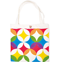 Paint-A-Pattern Tote