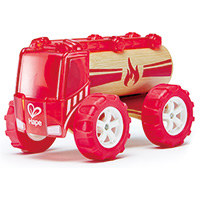 Made of Bamboo 2.0 - Fire Truck