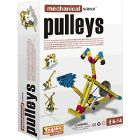 Engino Mechanical Series - Pulleys