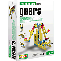 Engino Mechanical Series - Gears