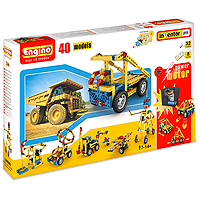 Engino Inventor Pro Series - 40 Model with Motor