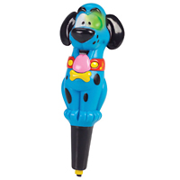 Ace the Talking Teaching Hot Dots Jr. Dog