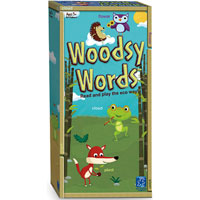 Woodsy Words