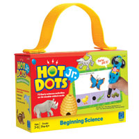 Hot Dots Jr. Beginning Science