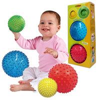 Sensory Ball Mega Pack - Set of 4