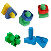 EZ-Grip Nuts & Bolts - 48 pc