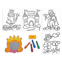 Tub-Art Princess Set
