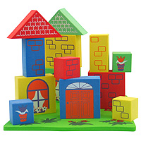 Floating Blocks - Set of 15