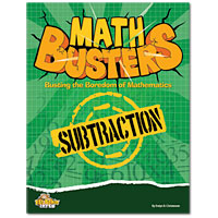 Math Busters - Subtraction