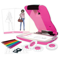 Fashion Design Projector Set