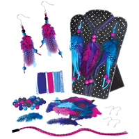 Feather Fashion & Accessory Kit