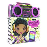 Bebe's Beats Music Doodle Journal