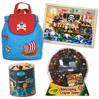 Ahoy - Mighty Fun Pirate Combo Pack