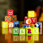 Personalized Name Blocks