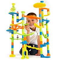 Super Fun Marble Run