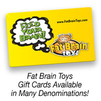 Fat Brain Toys Gift Card