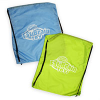 Fat Brain Toys Drawstring Bag