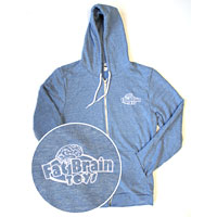 Fat Brain Toys American Apparel Hoodie