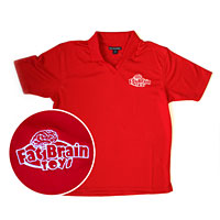 Fat Brain Toys Women's Golf Shirt