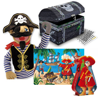 Pirate Treasure Combo Pack